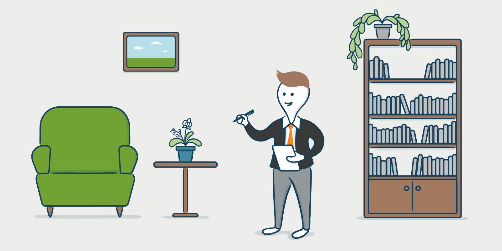 ¿Cómo renovar y decorar sus propiedades de alquiler para que queden perfectas para los inquilinos?