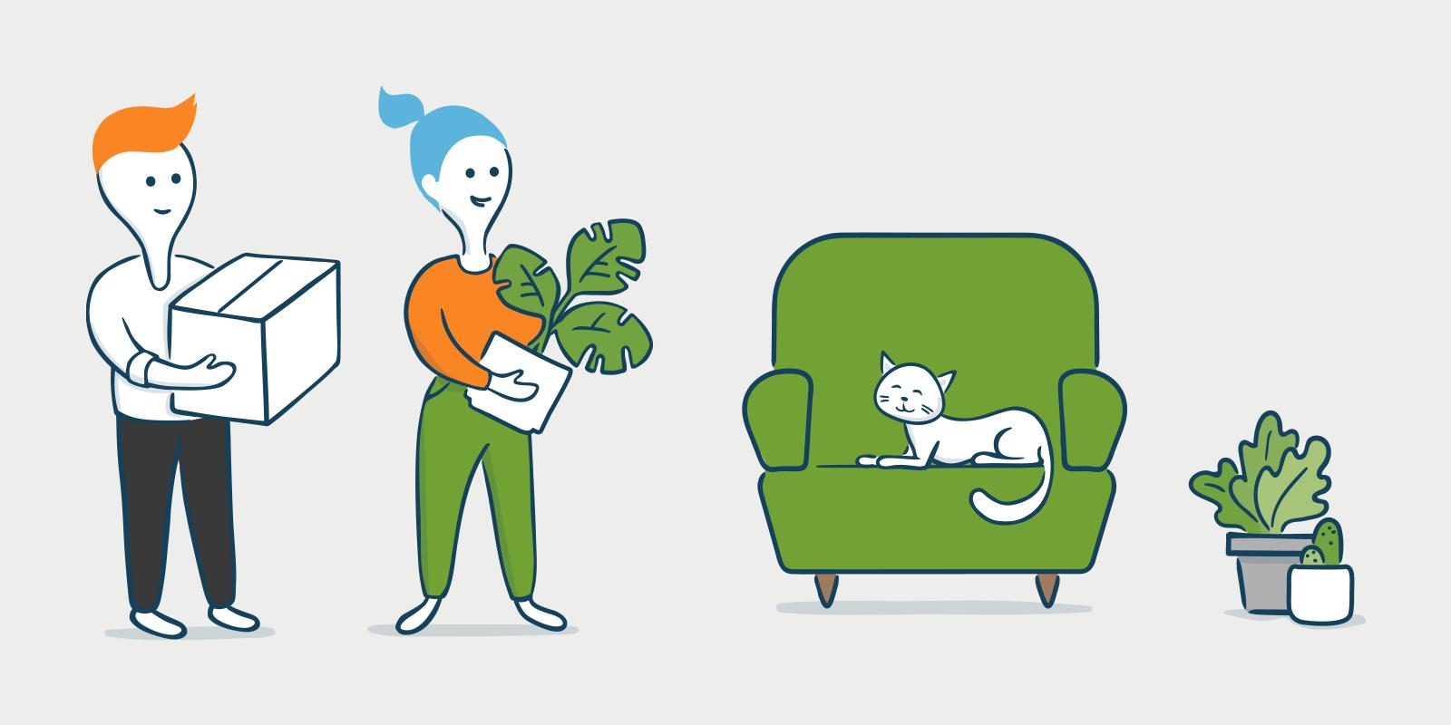 La convivencia explicada para propietarios